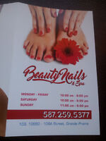 Business change alert!!!! Beauty Nails & Spa