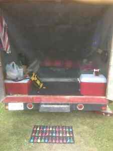 Large Enclosed Dual-Axle Trailer - fully certified and updated Kitchener / Waterloo Kitchener Area image 3