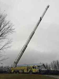 Fire truck, ladder truck Edmonton Edmonton Area image 1