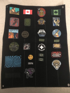 Airsoft patch pannel