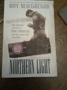 Camping /  Tom Thompson book- Northern Lights