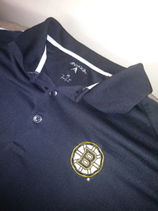 Antigua Boston Bruins XL Polo