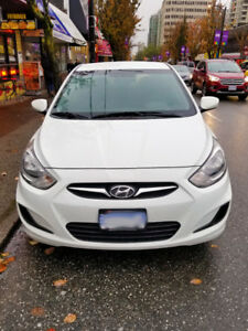 2013 Hyundai Accent GL Hatchback - 10 months Warranty Left