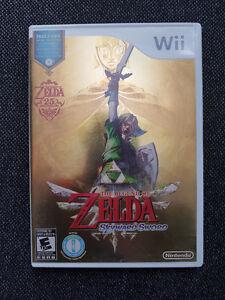 Legend of Zelda: Skyward Sword (Wii)