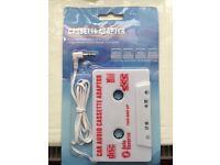 Aux Cassette Adapter
