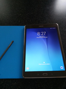 """Samsung Galaxy Tab A with S-Pen 9.7"""" 16GB (Wi-Fi) and free case"""