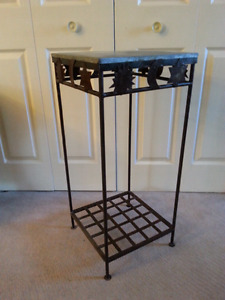 Decorative Steel Table