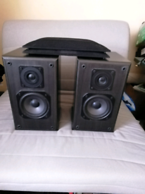 90s sony ss-85e speakers