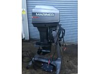 Mariner 50hp ELPTO - power trim - outboard engine / motor for boat