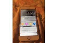 iPhone 6 Plus 16gb white/gold
