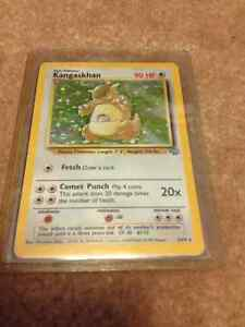 Pokemon Jungle Rare Holo's (1999) #/64 Mint condition cards $30 Cambridge Kitchener Area image 4