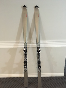 178 cm mens Nordica skis- like new condition