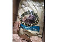 FREE Harringtons Puppy Food