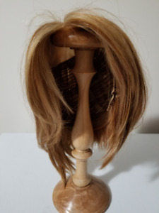 Ladies Wig Made With Real Hair