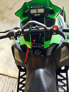 *MUST SEE* 2015 Arctic cat M 6000 Snow Pro Prince George British Columbia image 7