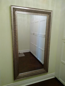 Large size Wall/floor mirror