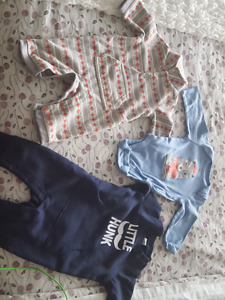 Bnwot baby boy clothes