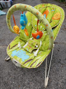 Fisher-Price Vibrating Infant Bouncing Chair