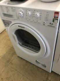 Hotpoint 8kg, Condenser Tumble Dryer