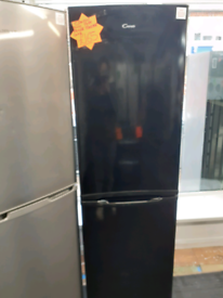Black candy fridge freezer
