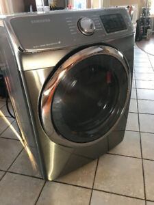 Samsung Electric Dryer, BARELY USED ! Mint Condition $650
