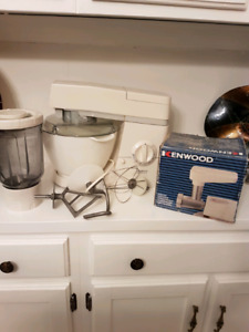 Kenwood Chef heavy duty stand mixer.