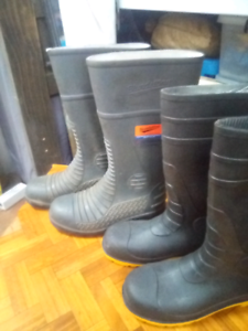 Gum boots size 11 Kewarra Beach Cairns City Preview