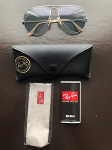 Ray-Ban Aviator Evolve Sunglasses - Brand New Condition