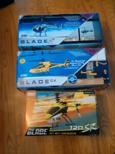3 Blade E-Flite Helicopters Stratford Kitchener Area image 1