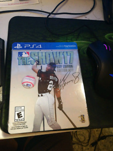 the show17 MVP edition ps4 brand new *sealed*