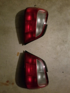 2002 Subaru Impreza WRX Tail Lights