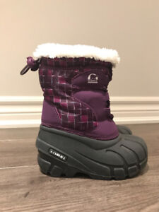 Sorels Winter Boots Toddler Size 6