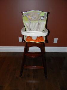 Chaise haute en bois de Carter/Carter's Infant Highchair