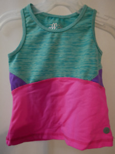 *** ADORABLE WORKOUT CLOTHES TODDLER SIZE 2-3T ***