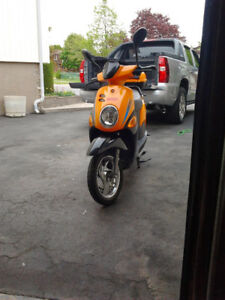 ××××××××2012 Gio RZR Scooter for sale×××××