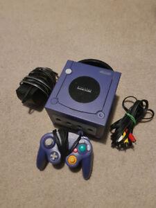 Nintendo Indigo Gamecube Console