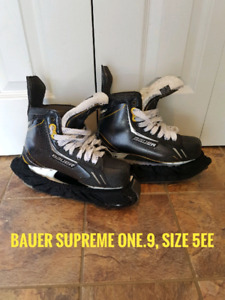 Bauer Supreme One.9 size 5ee