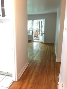 Pet Friendly 3 1/2 apartment for rent in NDG