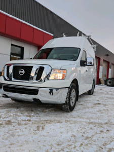 Brand New 2018 Nissan NV 2500 HD V8