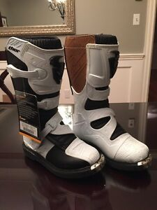 Thor Motocross Boots Size 7