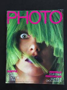 26 PHOTO magazines vintage - Faites une offre !