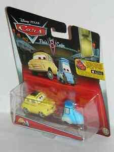 Disney Pixar Cars Luigi & Guido Diecast Car