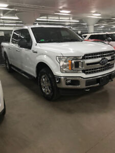 2018 FORD F150 XLT LEASE TAKEOVER