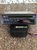 KENWOOD CD PLAYER WITH NOISE FILTER