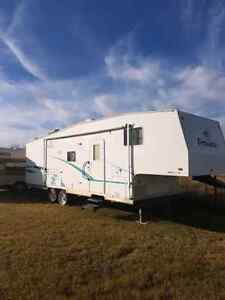 2003 30.5ft Prowler Fifth Wheel / trade for motor home