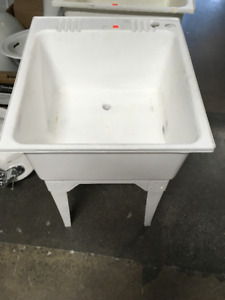White Wash Basin on Stand