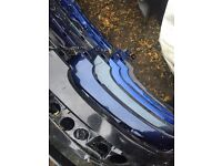 VW golf mk5 genuine 2004-2008 front and rear bumper colour choice can post