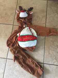 Rudolph Costume - Ages 3-5