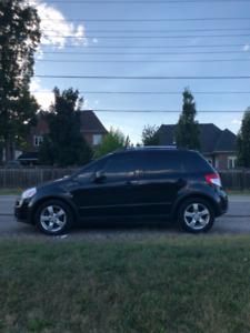 2012 Suzuki SX4 Hatchback JLX Keyless Entry, Bluetooth, RearCAM