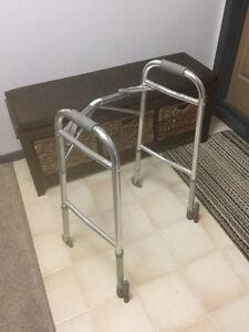 Walker - rolling wheeled adjustable